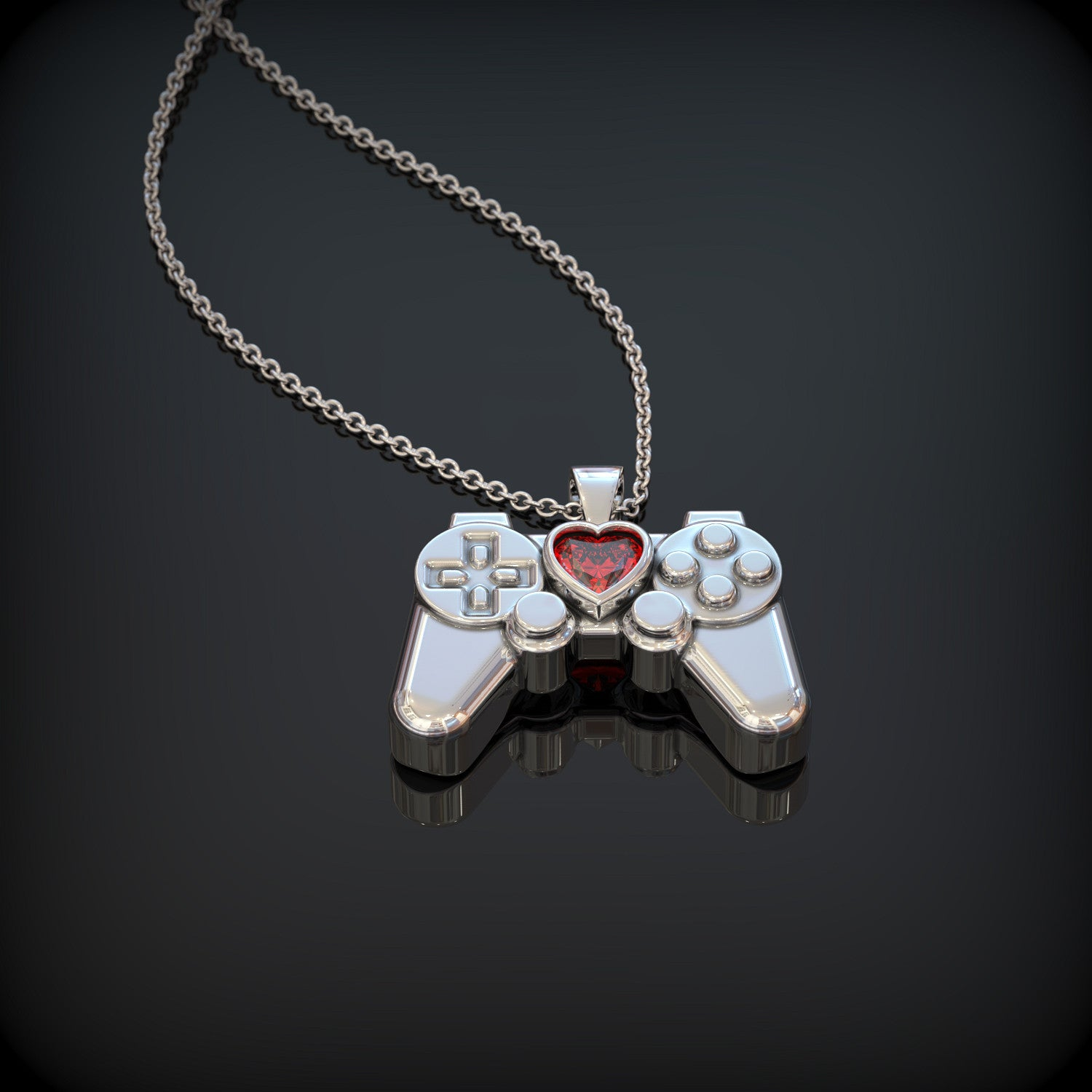 Love to Game - Necklace - Strictly Limited Edition