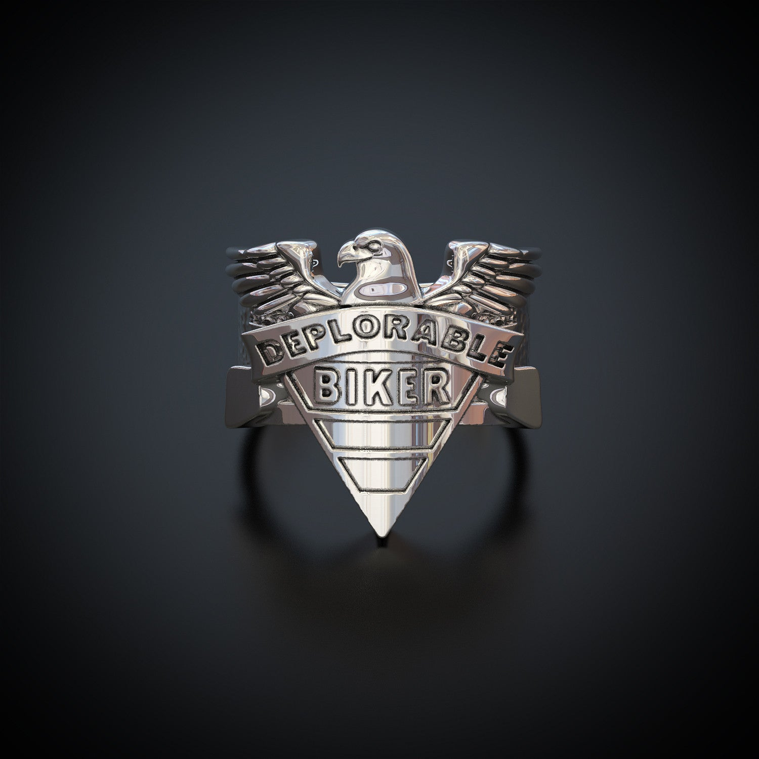 Deplorable Biker Ring