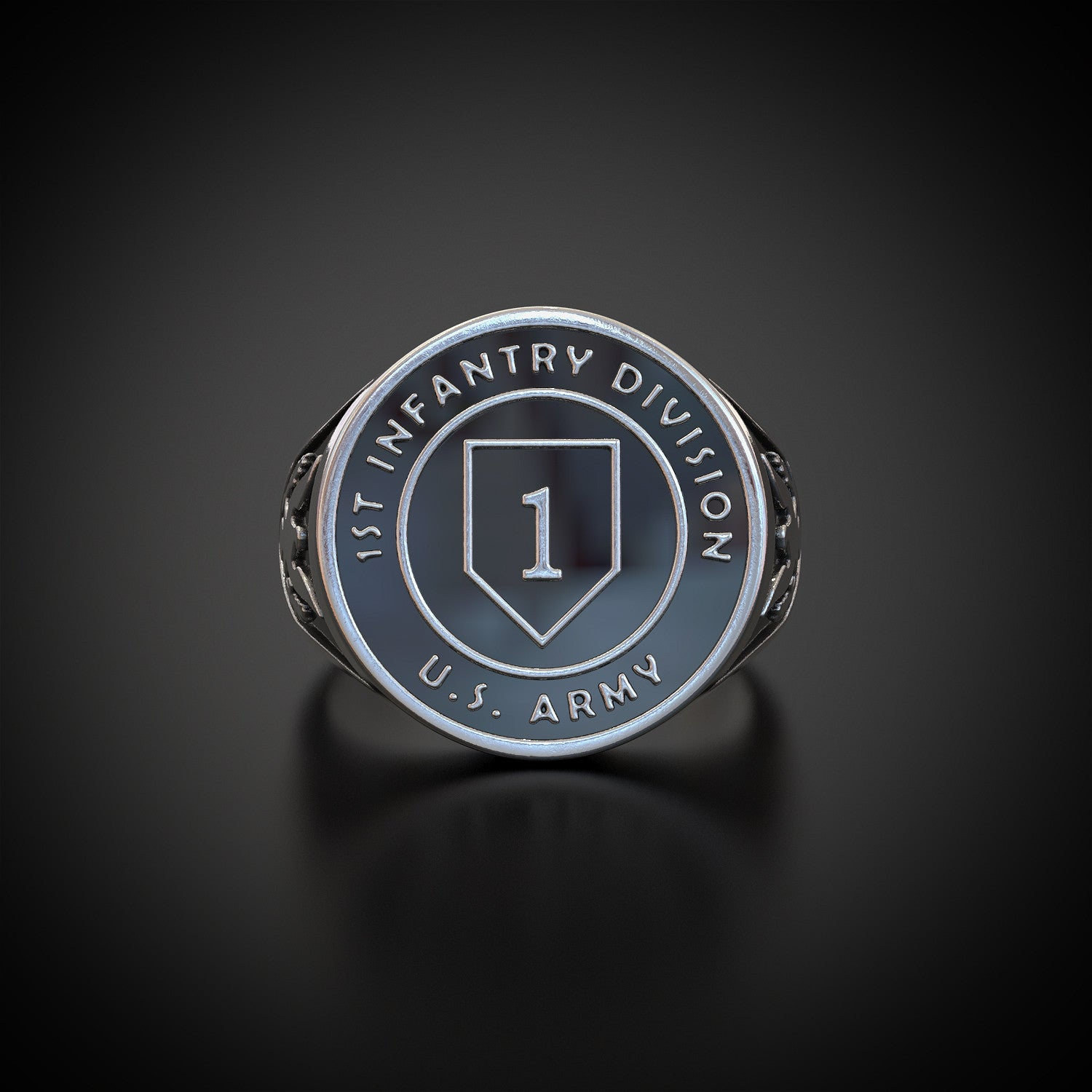 1st Infantry Division (United States) Ring