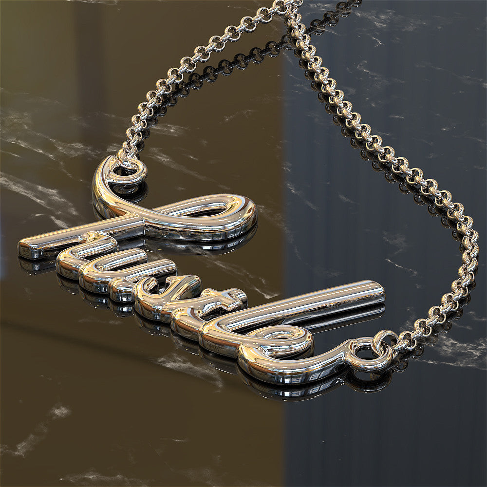 Hustle Necklace - Strictly Limited Edition