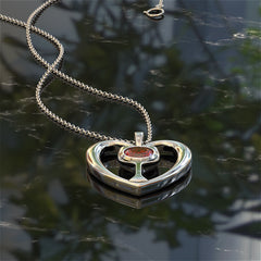 Wine at Heart Pendant