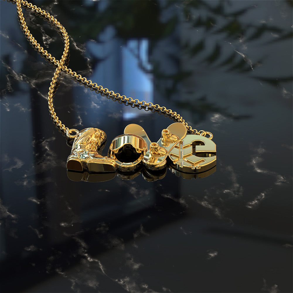 LOVE - Snowboarding - LIMITED EDITION