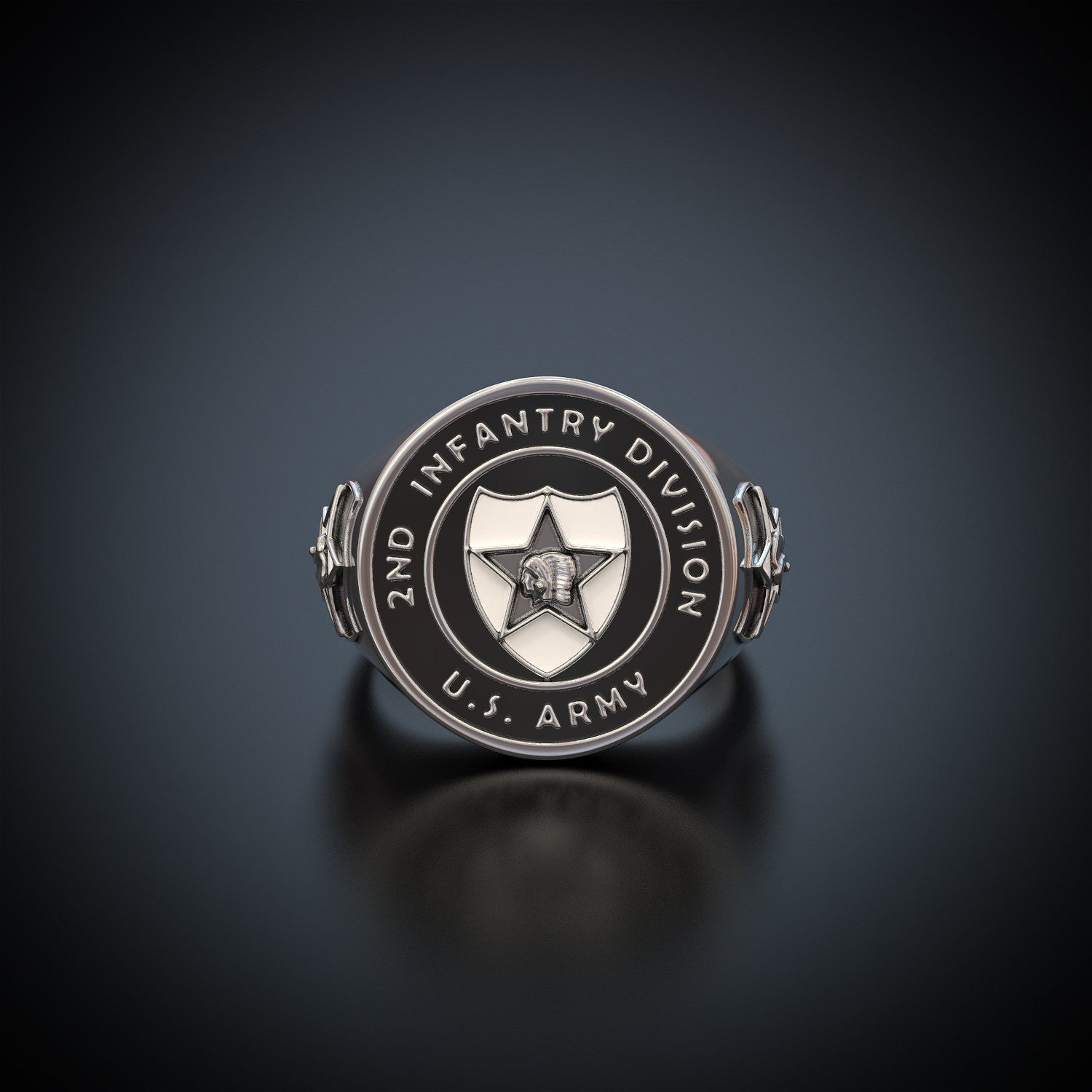 2nd Infantry Division (United States) Ring