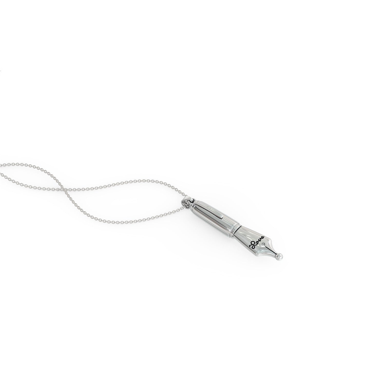 Fountain Pen Necklace