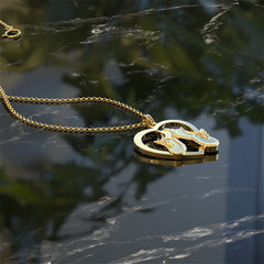 Runners Love Pendant