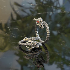 Dragon Infinity Ring