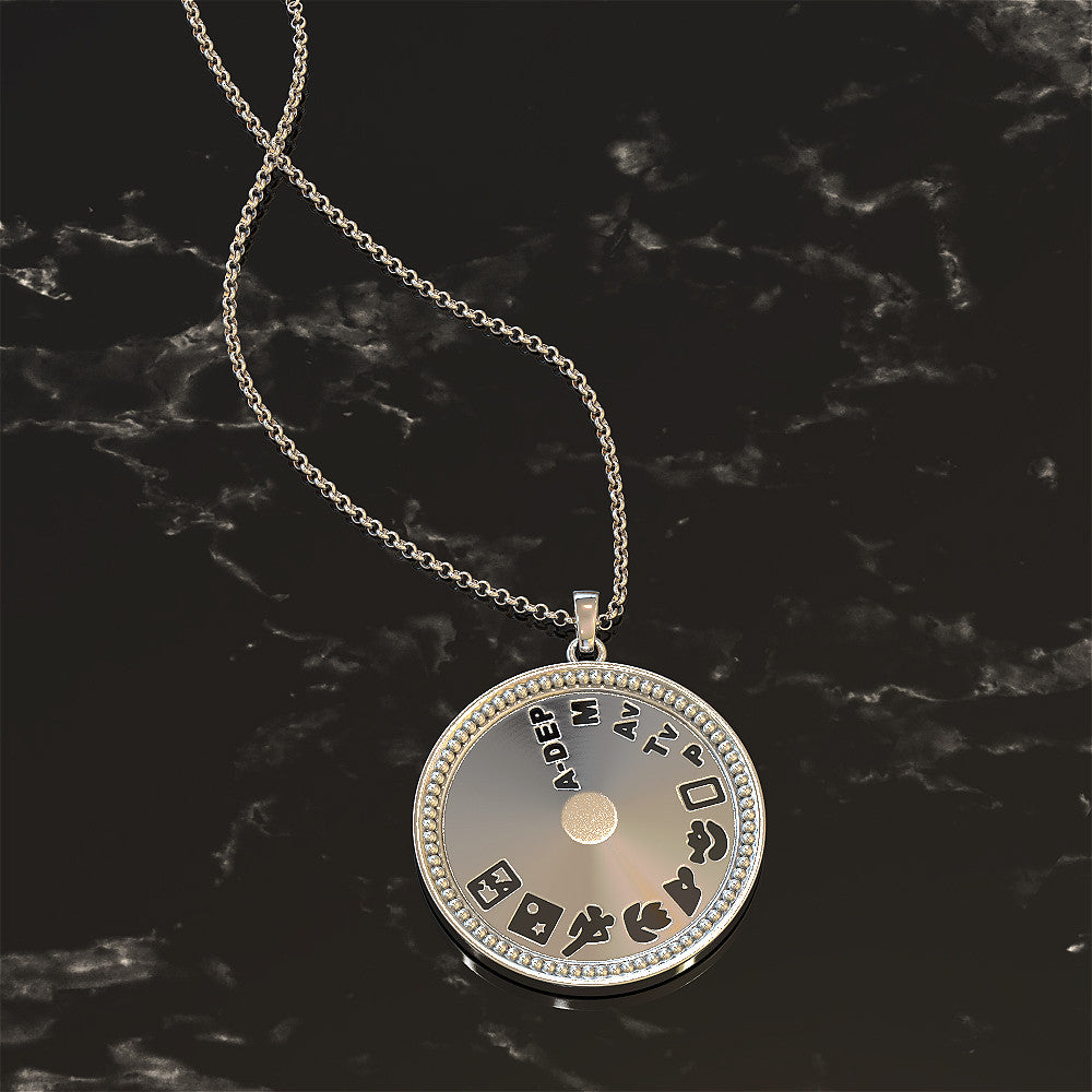 Photographer Pendant