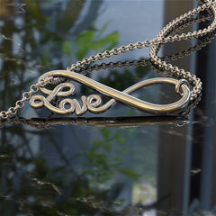 Infinity Golf Necklace