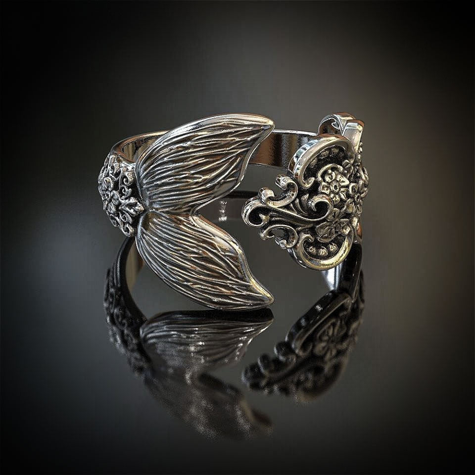 My Mermaid Ring - STRICTLY LIMITED EDITION