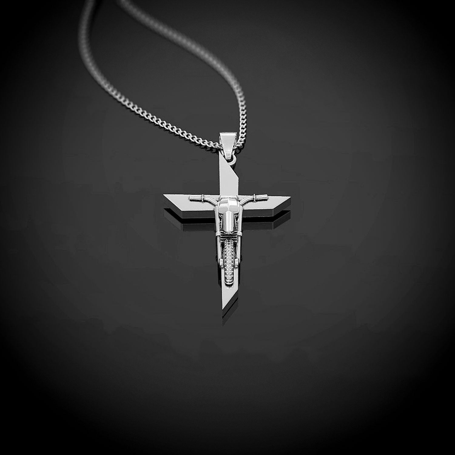 MotoCROSS Necklace - STRICTLY LIMITED EDITION