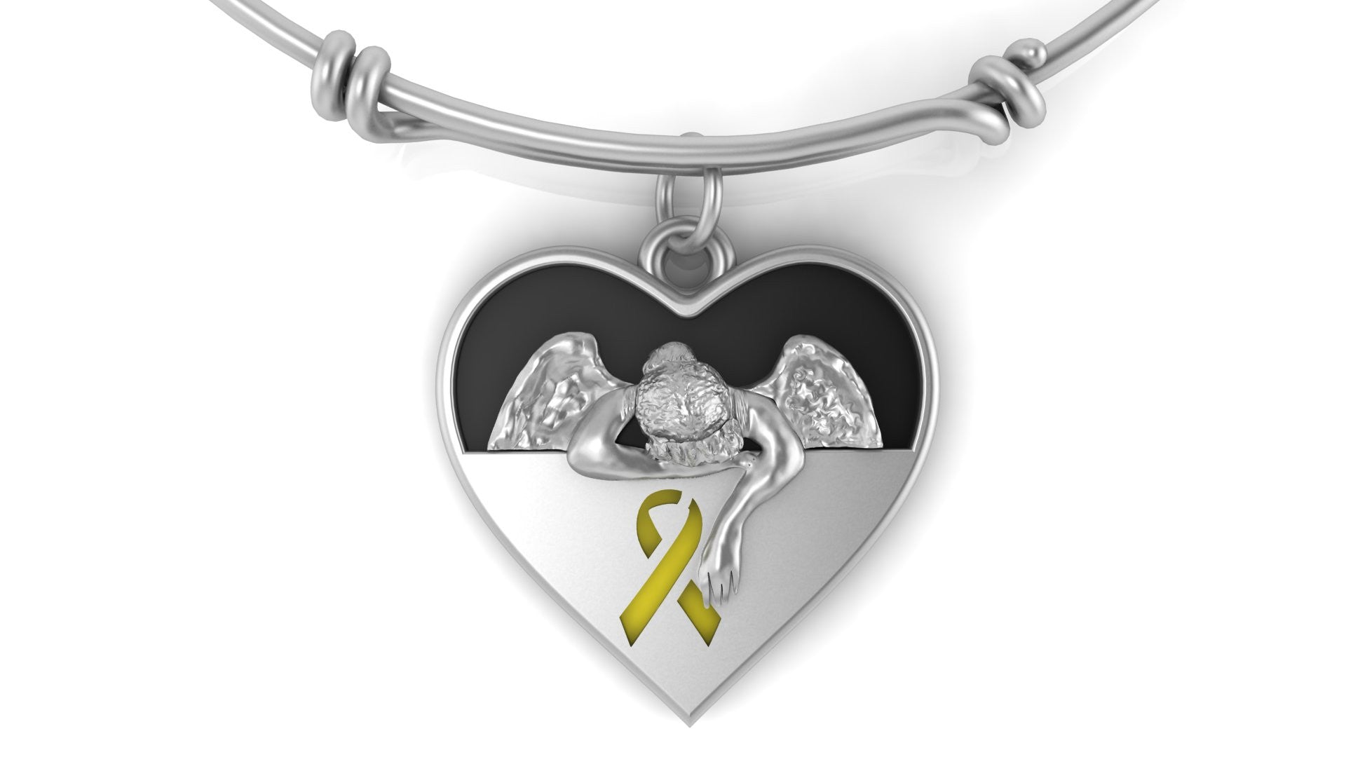 Childhood Cancer Awareness Angel