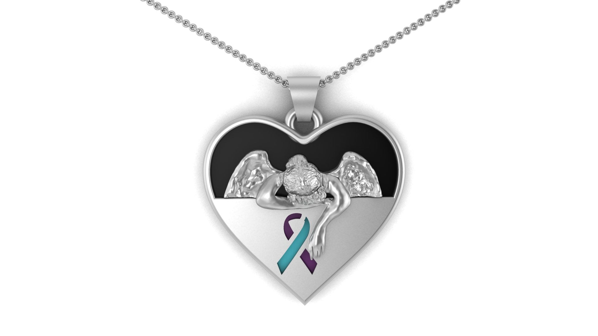 Suicide Prevention Awareness Angel