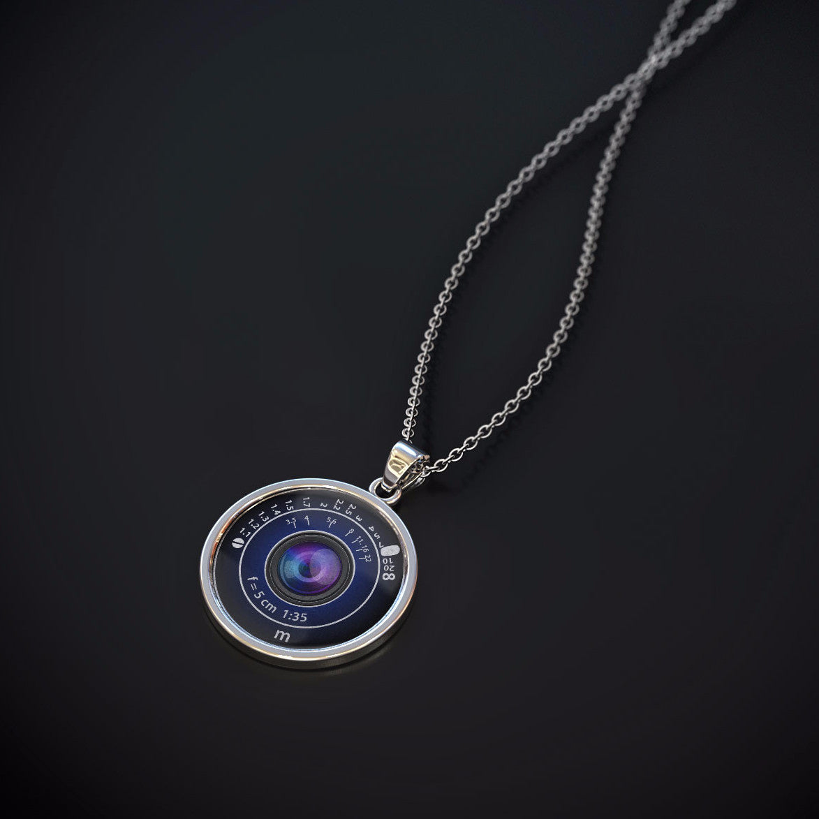 Lens Pendant - STRICTLY LIMITED EDITION