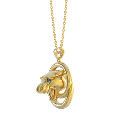 Panthers Necklace