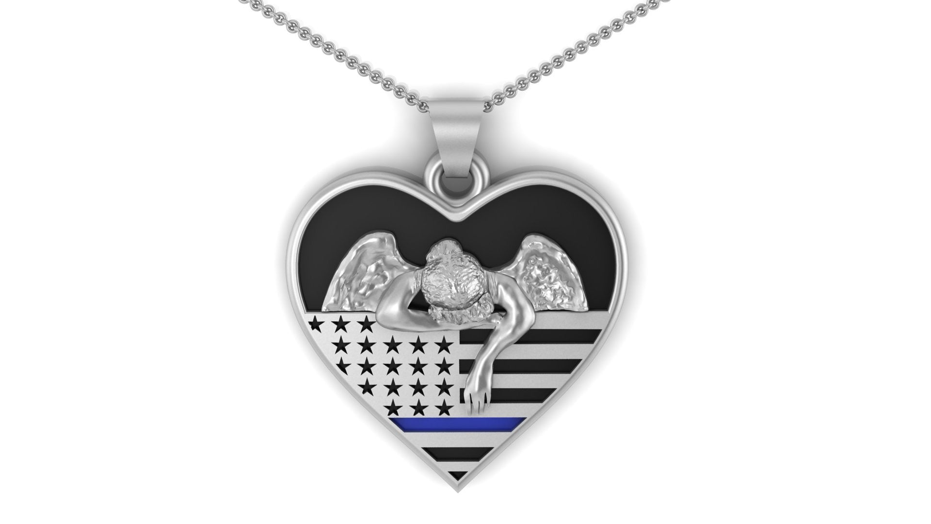 Honor the Fallen - Thin Blue Line