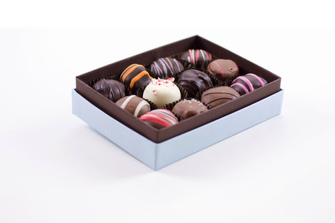 Assorted Truffles -12 piece