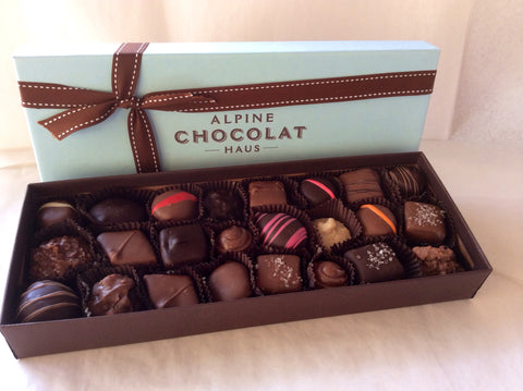 Boxed Assorted Chocolates