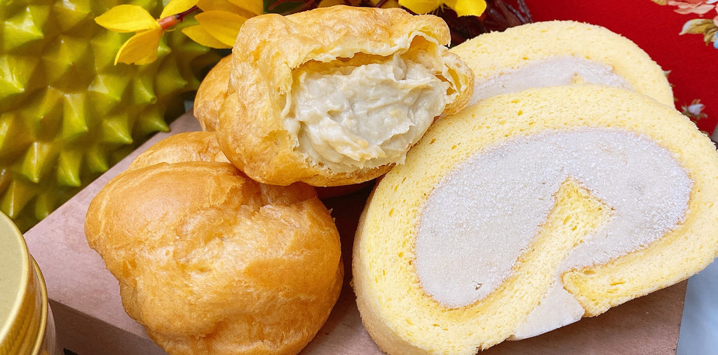 MOST POPULAR DURIAN PASTRIES THAT CAN BE FOUND IN SINGAPORE