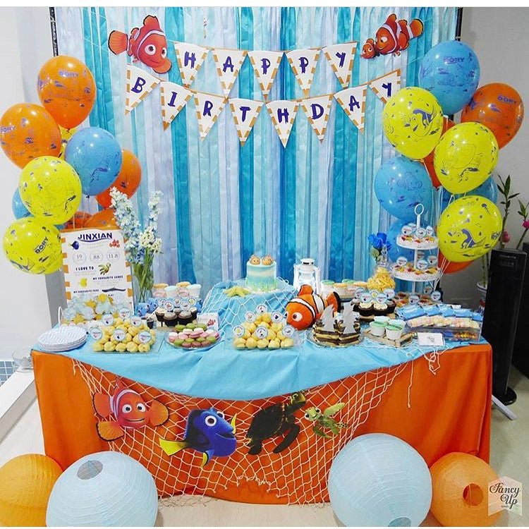 Party Package A1 | Nemo Themed Birthday Party