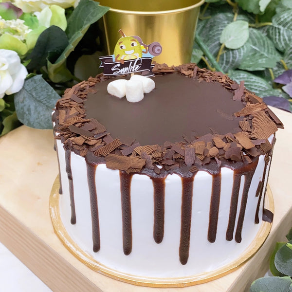 Chocolate Whole Cake