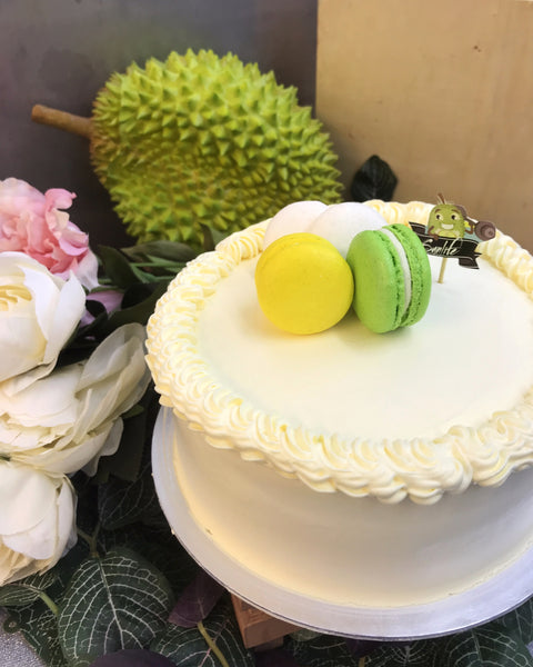Durian Whole Cake - D24 / MSW