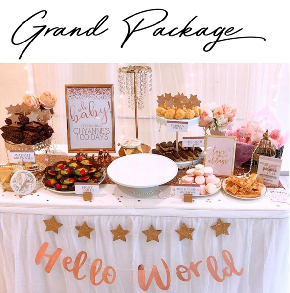GRAND PACKAGE