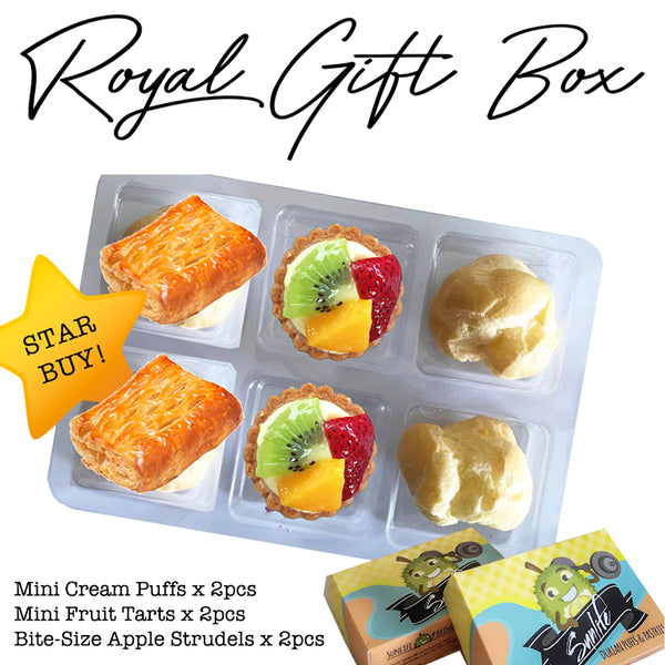 Royal Gift Box ($8.80/pax)