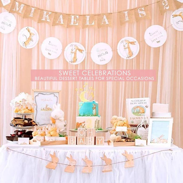 Blissful Bites (All-In Petite Dessert Table)