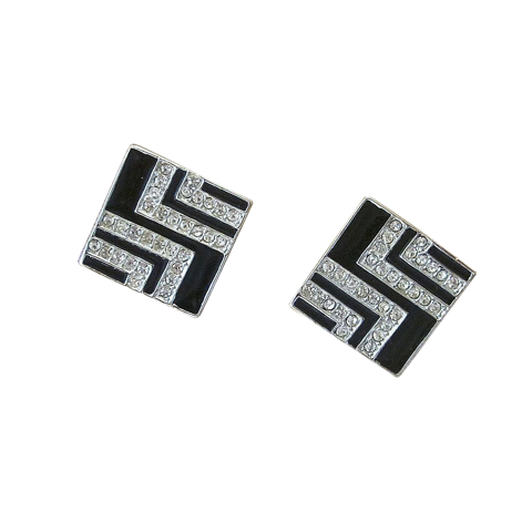 Jomaz Joseph Mazler Cuff Earrings