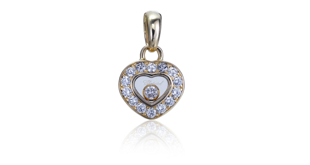 Chopard Small Heart Pendant