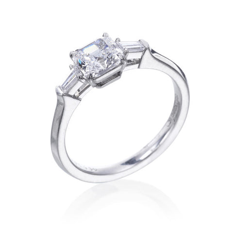 Daniel K Diamond Ring
