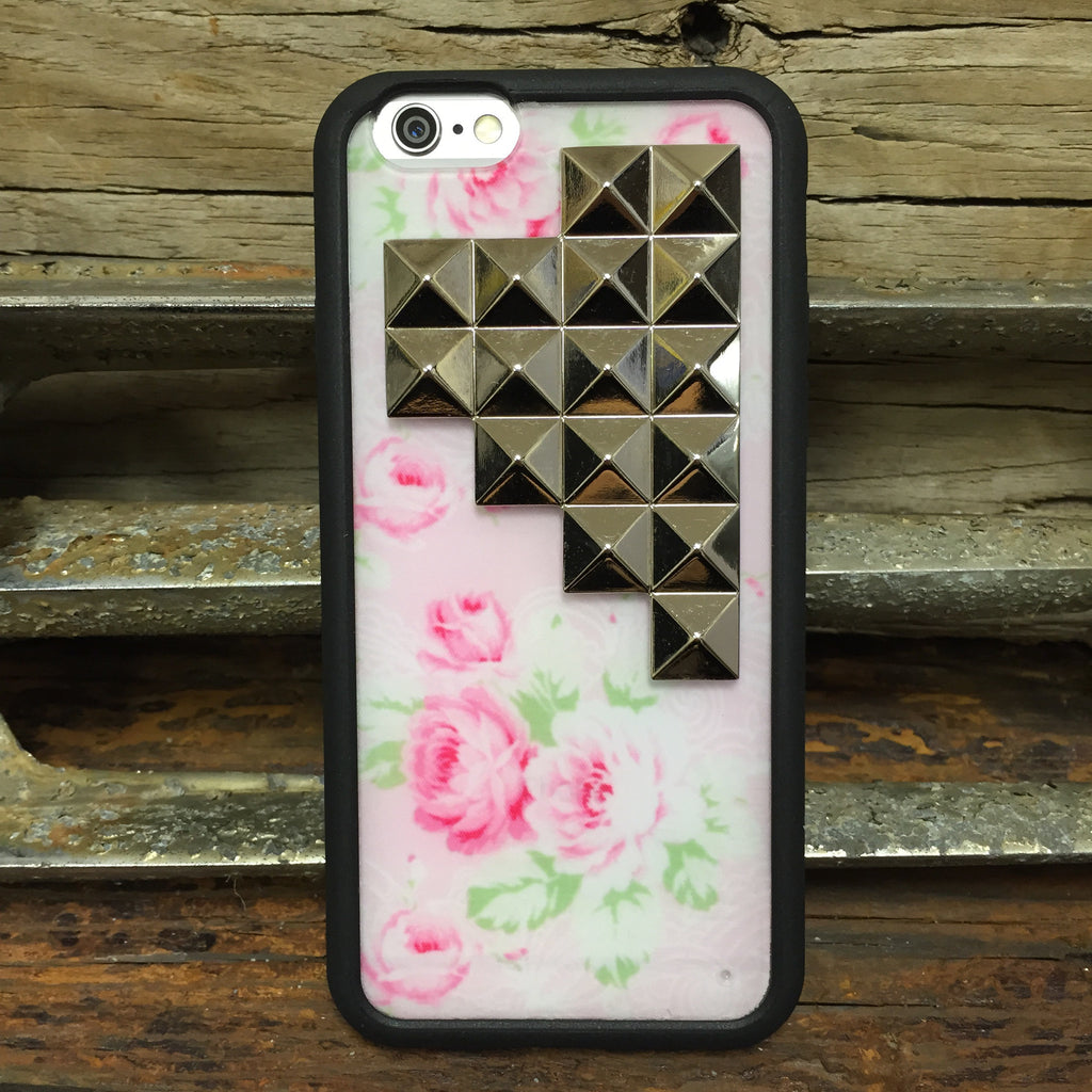 Wildflower Cases // Pink Floral Phone Case - Wildflower