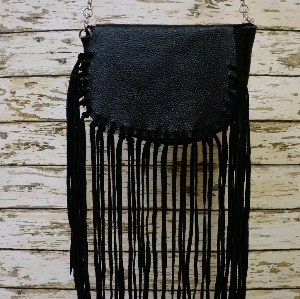 Rad Fringe Bag - Wildflower