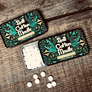 Cotton Mouth Mints