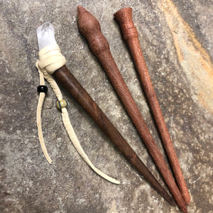 Hand Turned Hair Sticks