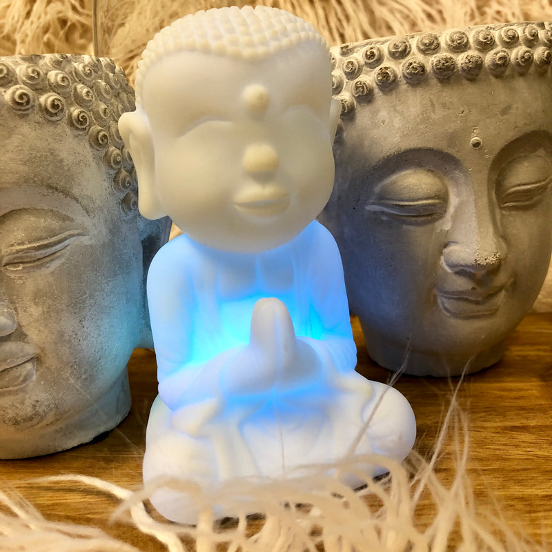 Color Changing Buddha Light