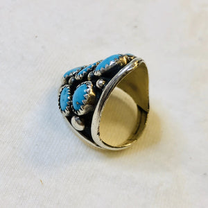 Seven Stone Ring