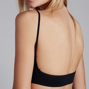 Low Back Bralette