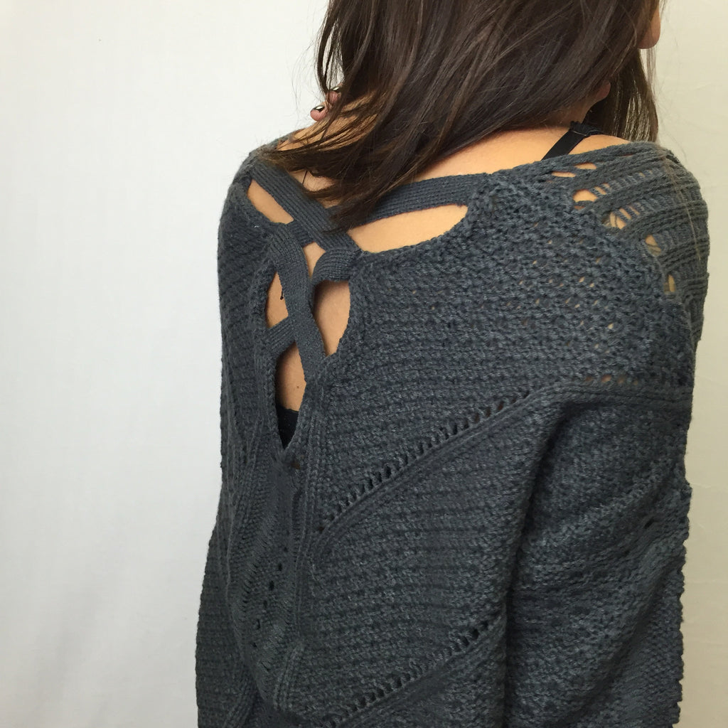 Junot Sweater - Wildflower