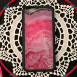 Pink Stone iPhone Case - Wildflower