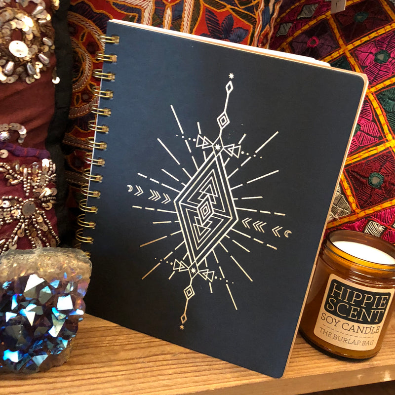 Triangle Tribe Notebook
