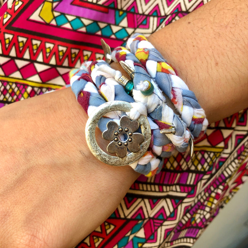 Flower Power Wrap