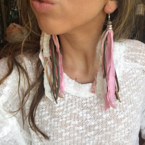 Alice Tassel Earring - Wildflower Long Island
