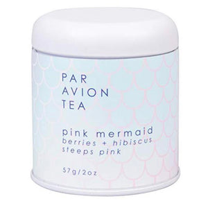 Pink Mermaid Tea