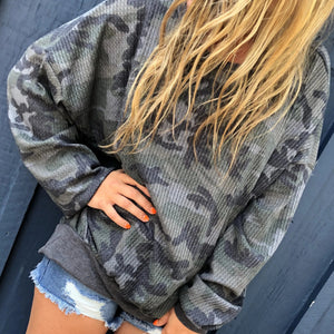 Cozy Camo Thermal