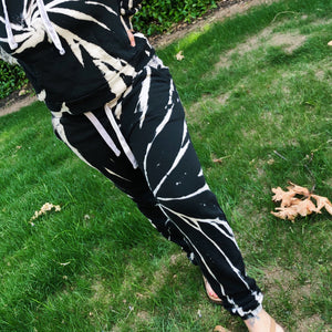 Mirage Tie Dye Cotton Joggers