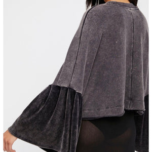 SLEEVE GLORIOUS SLEEVES PULLOVER
