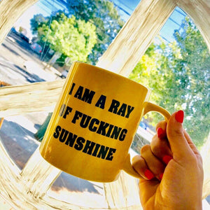 Ray Of Sunshine Mug