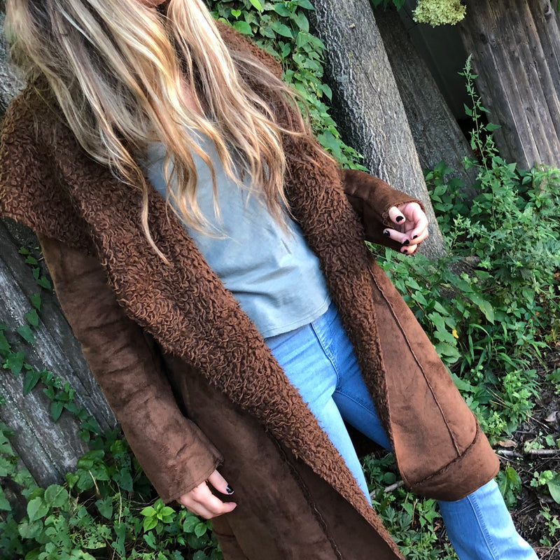 Sundance Shearling Coat