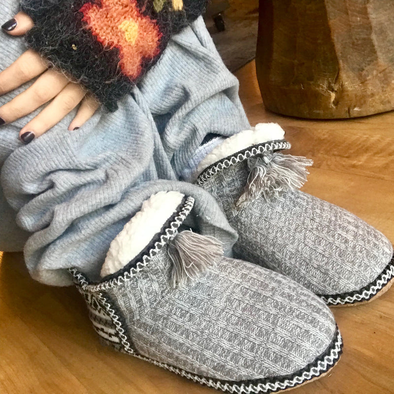 Tootsies Cozy Slipper